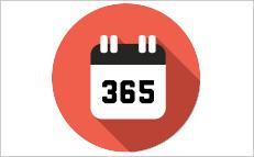 365日24時間体制